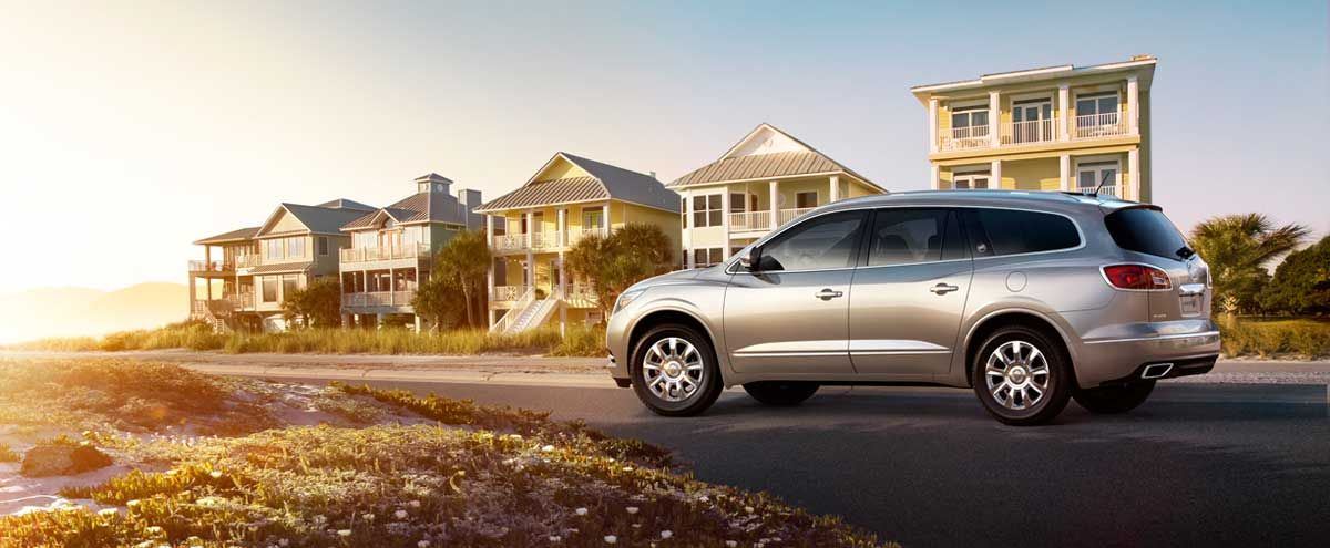 2013 Buick Enclave great for families big and small