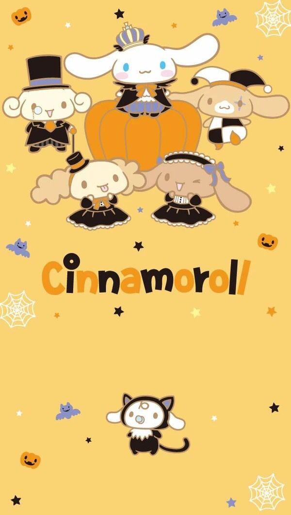 Cinnamoroll Happy Halloween Hello Kitty Halloween