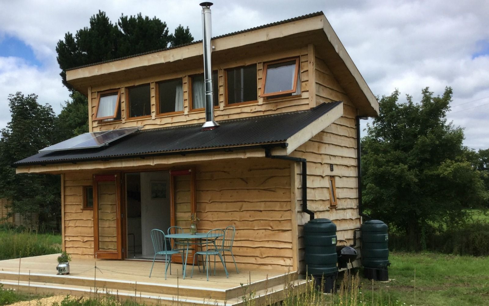 The Eilidh Cabin Off Grid Tiny House In The Isle Of Wight
