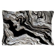 pillow case texture. Bold Strong Marbling Metal Texture Pillow Case Pillow Case
