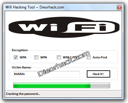 wifi pirater mot de passe v5.1