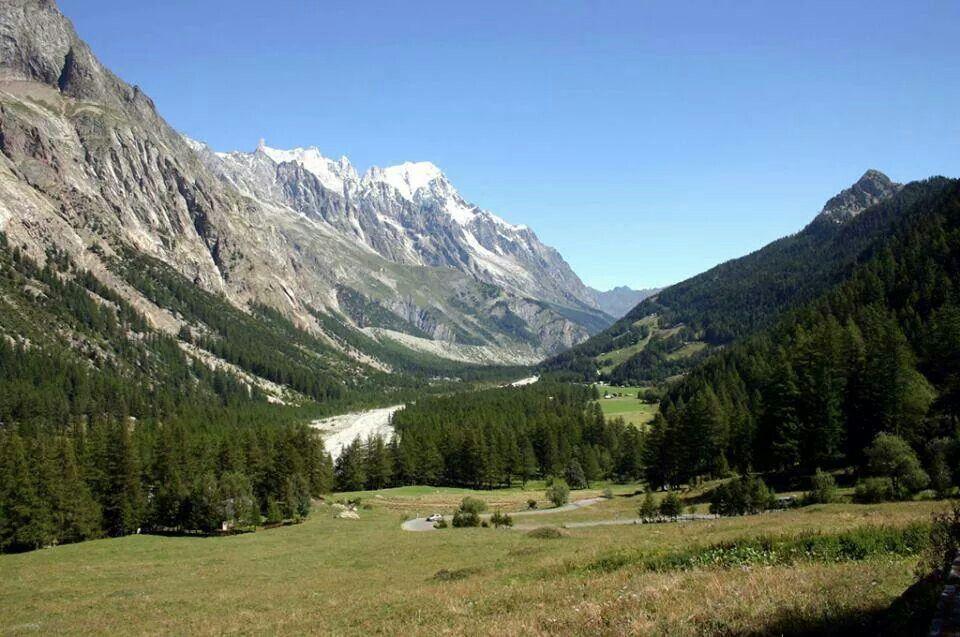 Val Veny - Monte Bianco