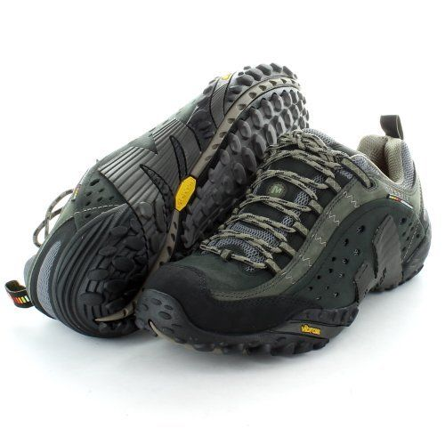Merrell Mens J73703 Intercept Walking Shoes Black 7.5,8,8.5,9,9.5