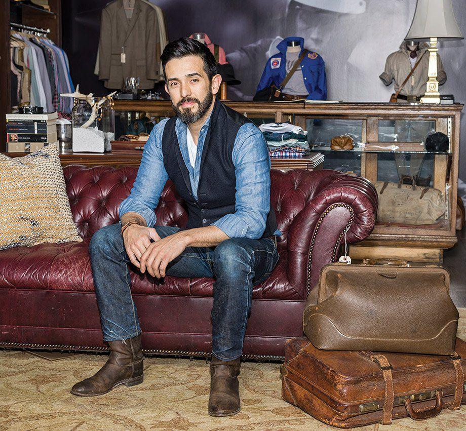 670caa71a2a Hot Atlanta Shop: Tough Boot & Co. offers men's vintage   Men modern ...