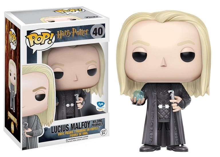 "HARRY POTTER Figurine DRACO MALFOY QUIDDITCH EXCLU  /""POP/"" 10 cm FUNKO"