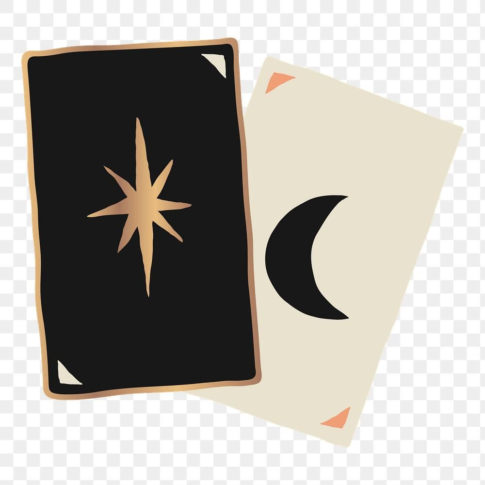 Tarot Cards Logo Png Mystical Magic Clipart Illustration Minimal Drawing Free Image By Rawpixel Com Minimal Drawings Instagram Story Template Phone Themes