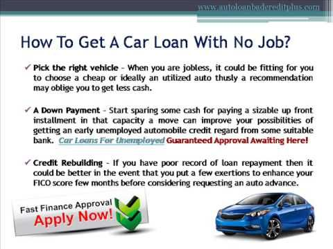How To Qualify Fort Car Loans With No Job And Bad Credit Finance Cars Business Autoloanquote Badcreditcarloans Youtube Car Loans Car Finance Loan