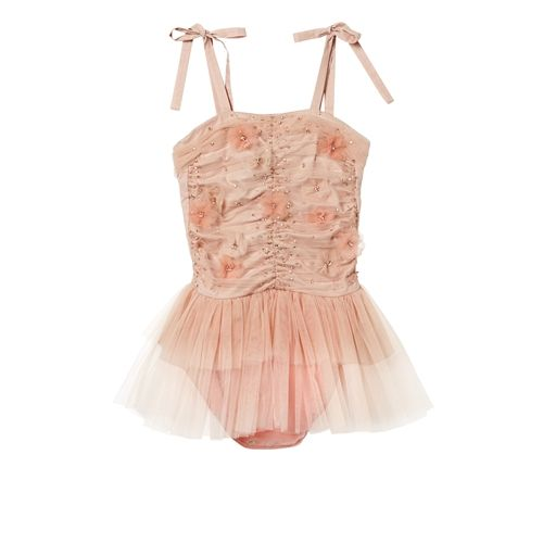 Shop Koko Blush for the tutu du monde one and only onsie in Latte WWW.KOKOBLUSH.COM Editorial Circus Fashion