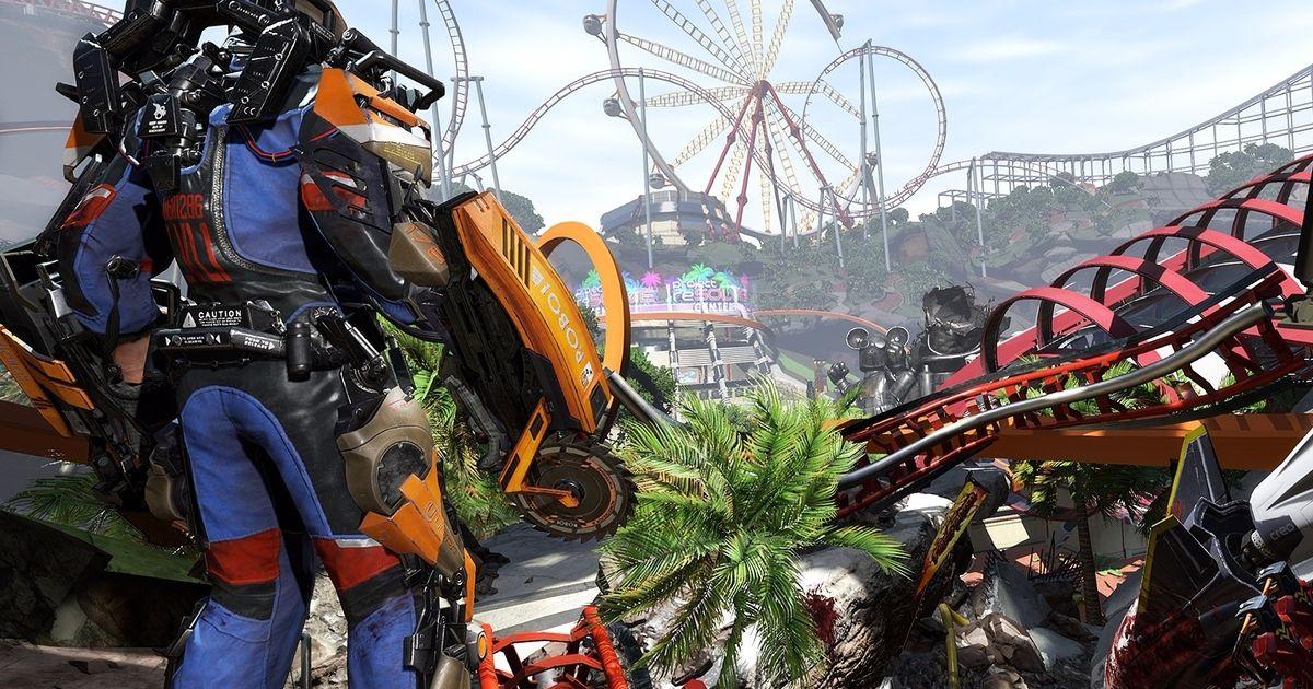 The Surge's big amusement park expansion now has a proper