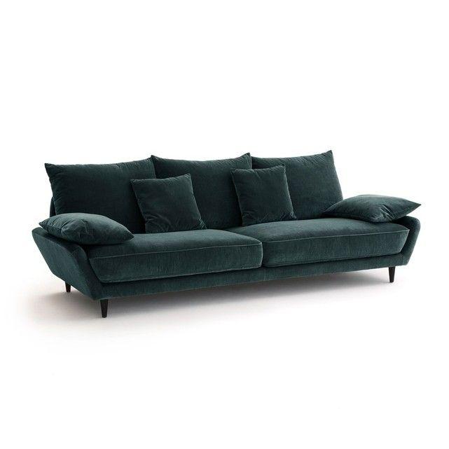 Furniture 5plLenakine Canapé Fixe En Velours 2019Mobilier gYyb7vfI6