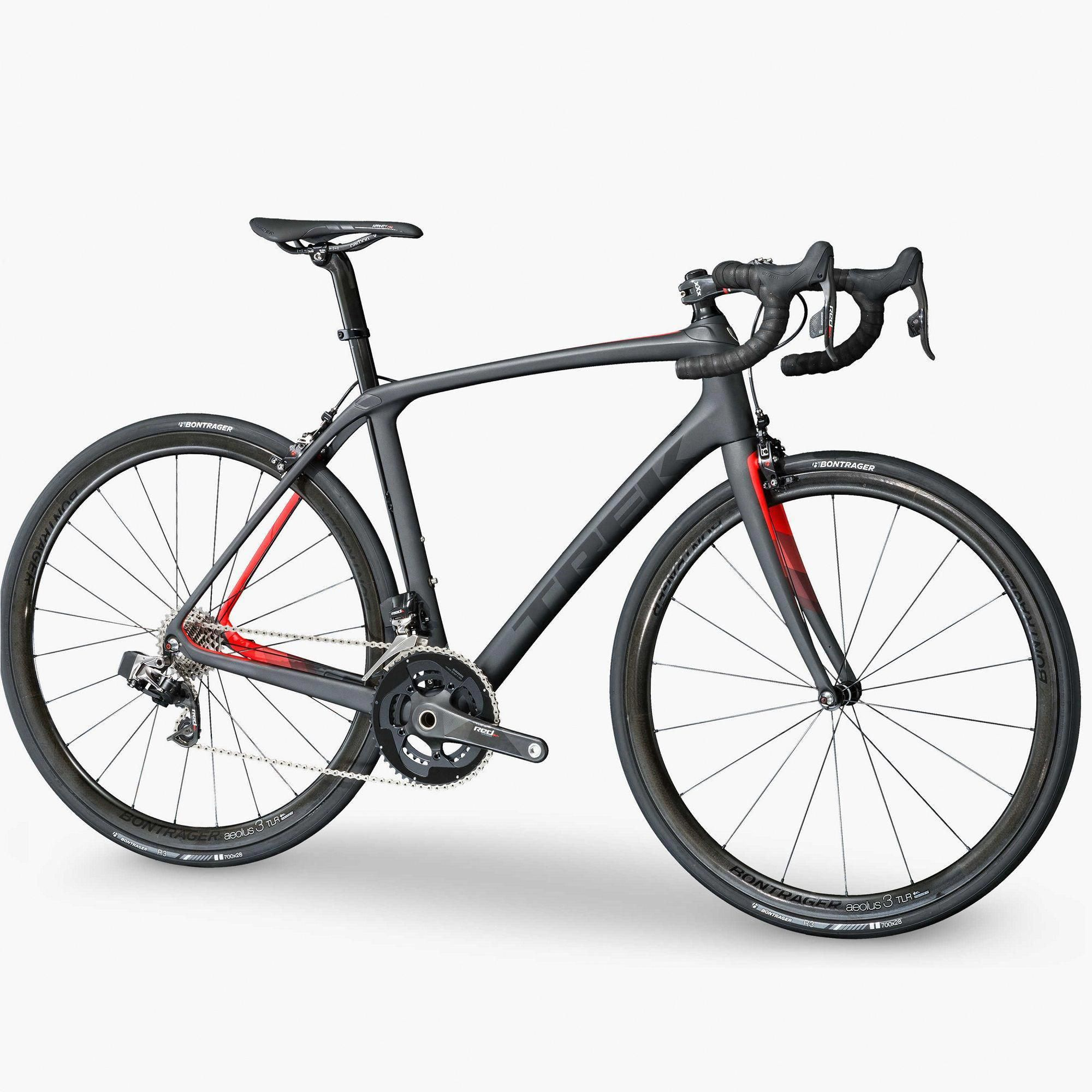 Trek Domane SLR 9 eTap - 2017 Road Bike #CyclingBargains #DealFinder #Bike #BikeBargains #Fitness Vi...