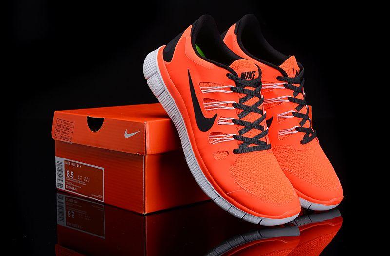 Nike Run Orange 0 Herren 5 Free Schuhe Nike SchwarzHerren wPZOkXiTu