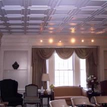 How To Install Decorative Ceiling Tiles Ceilume Smart Ceiling Tiles  Customer Photo Gallery  Modern