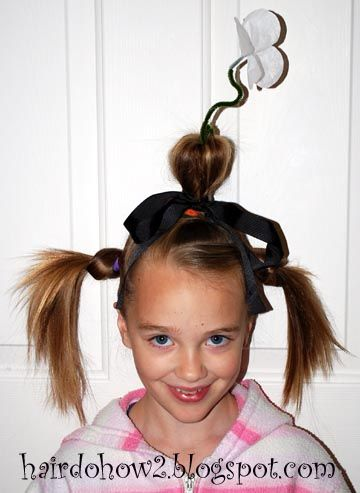 how to make easy crazy hairstyles for kids