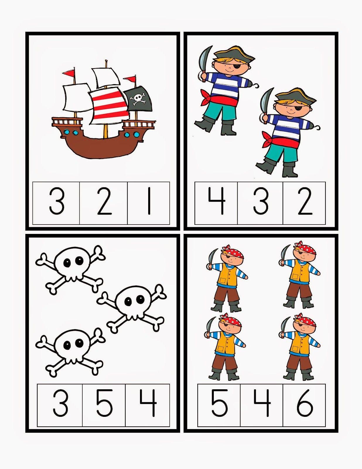 Aprender brincando projeto piratas para educa o - Pirata colorazione pirata stampabili ...