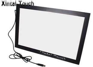 Free Shipping! 1PCS 49inch + 1PCS 43inch IR Touch Screen Panel Kit, Infrared Multi Touch Fram... #touchpanel