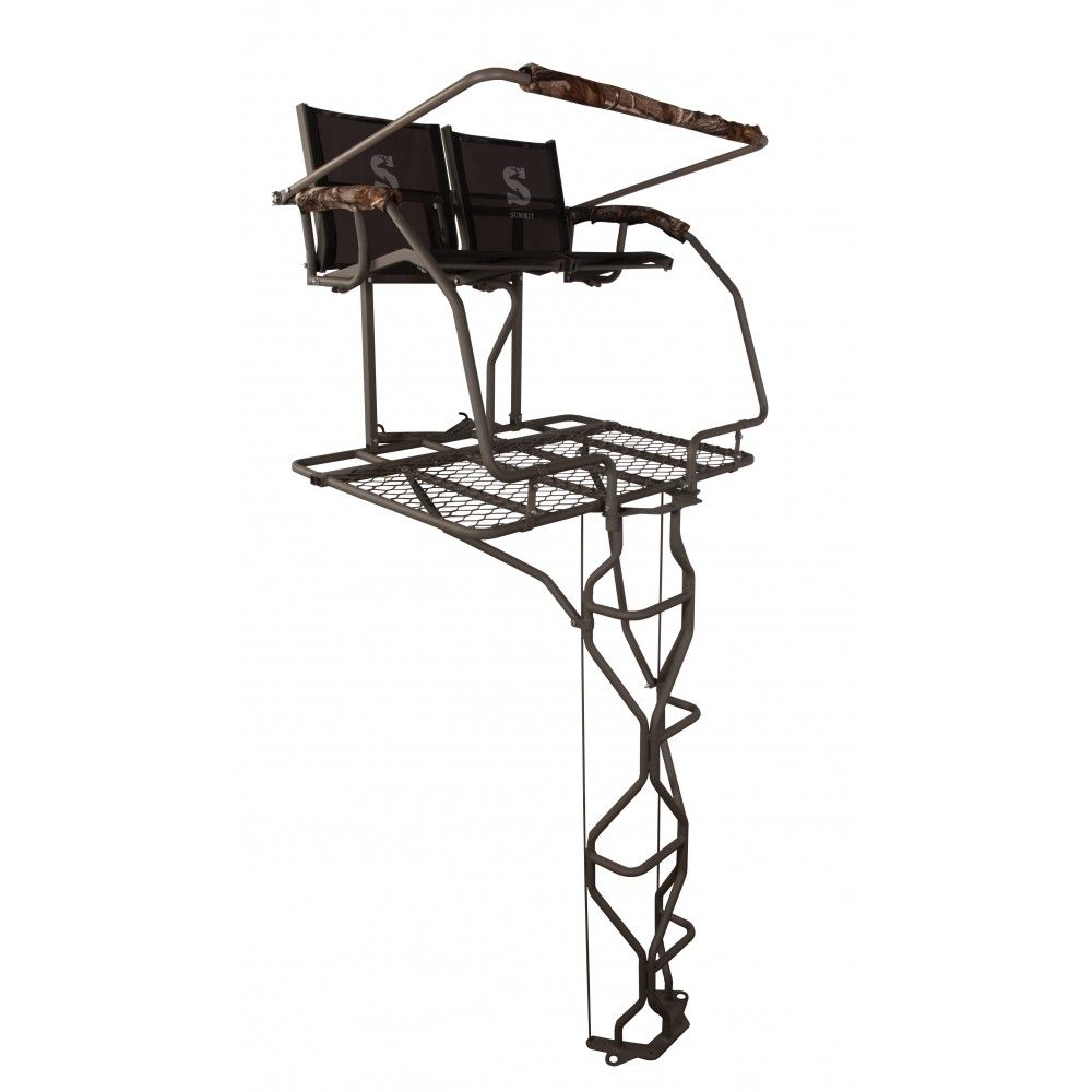The Vine Double Ladder Stand Ladder Stands Hunting