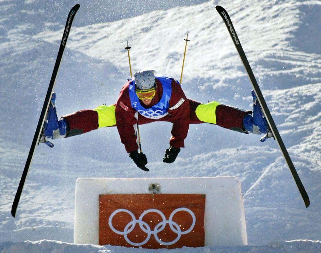 Sochi 2014 Day 13 Alpine Skiing Men's Giant Slalom Ted