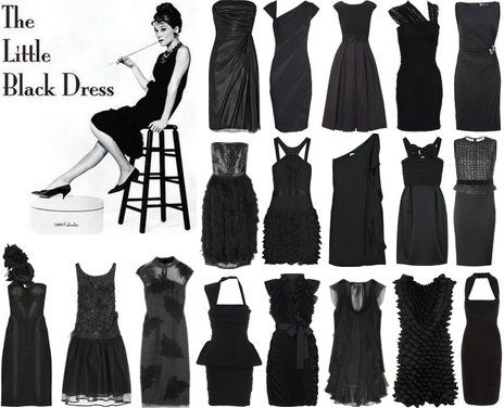 Fashion Cheat Sheet: The Little Black Dress and its Versatile Ways ...