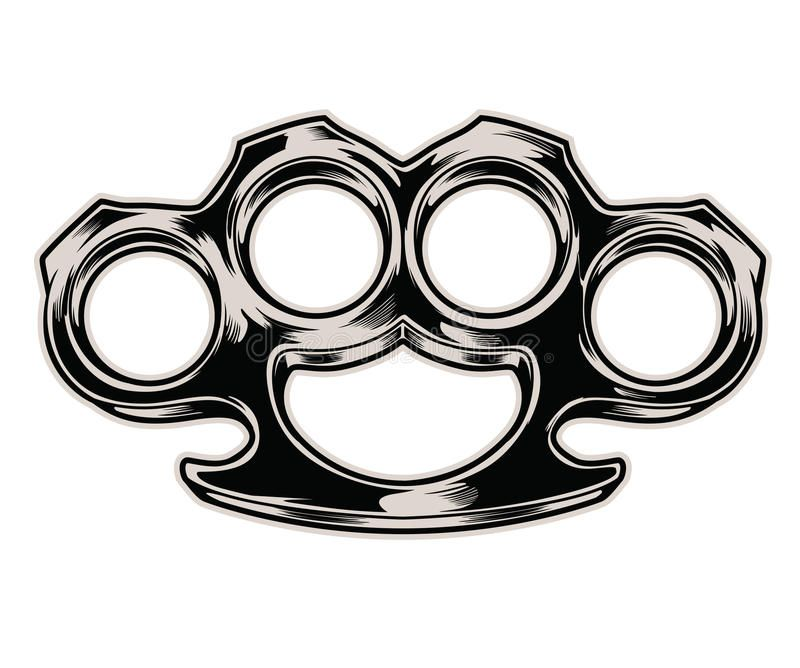Brass Knuckles Isolated Vector Illustration Affiliate Knuckles Brass Isolated Illustrati Brass Knuckles Drawing Brass Knuckles Brass Knuckle Tattoo