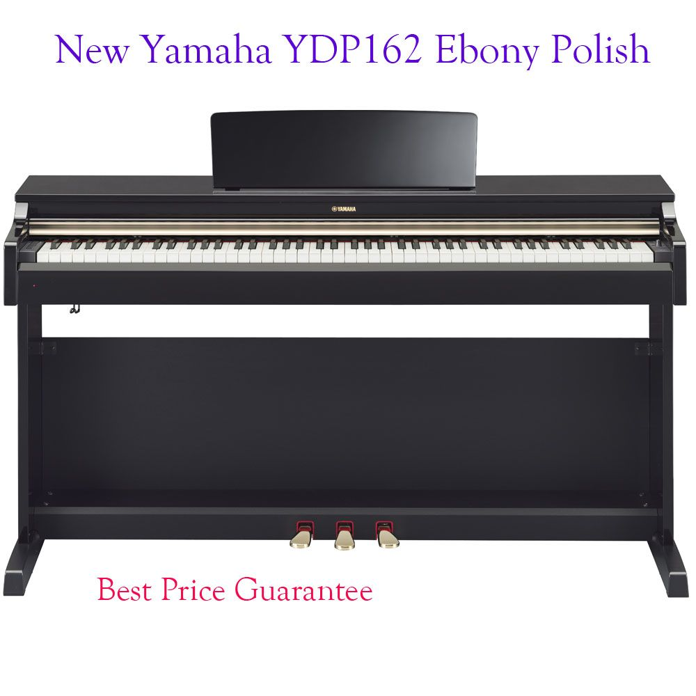 CLICK IMG FOR THE BEST PRICE ONLINE // New Yamaha YDP162 Arius Digital Piano - Polish Ebony 88-key weighted : http://erpiano.com/B/1402170002/New_Yamaha_YDP162_Arius_Digital_Piano_-_Polish_Ebony_88-key_weighted // Our featured post keeps going on at www.digitalpianobestreview.com ER Music Gallery Official Website is www.erpiano.com Come visit us now and get the best price in the US! #digitaldevice #piano #pianocover #bigtime #bigsale