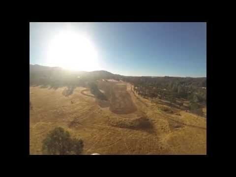 First Powered Paraglider Flight! - YouTube