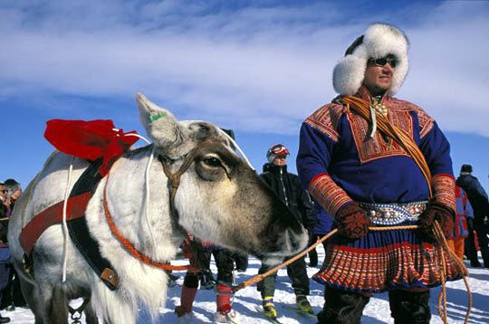 Lappland colours. V