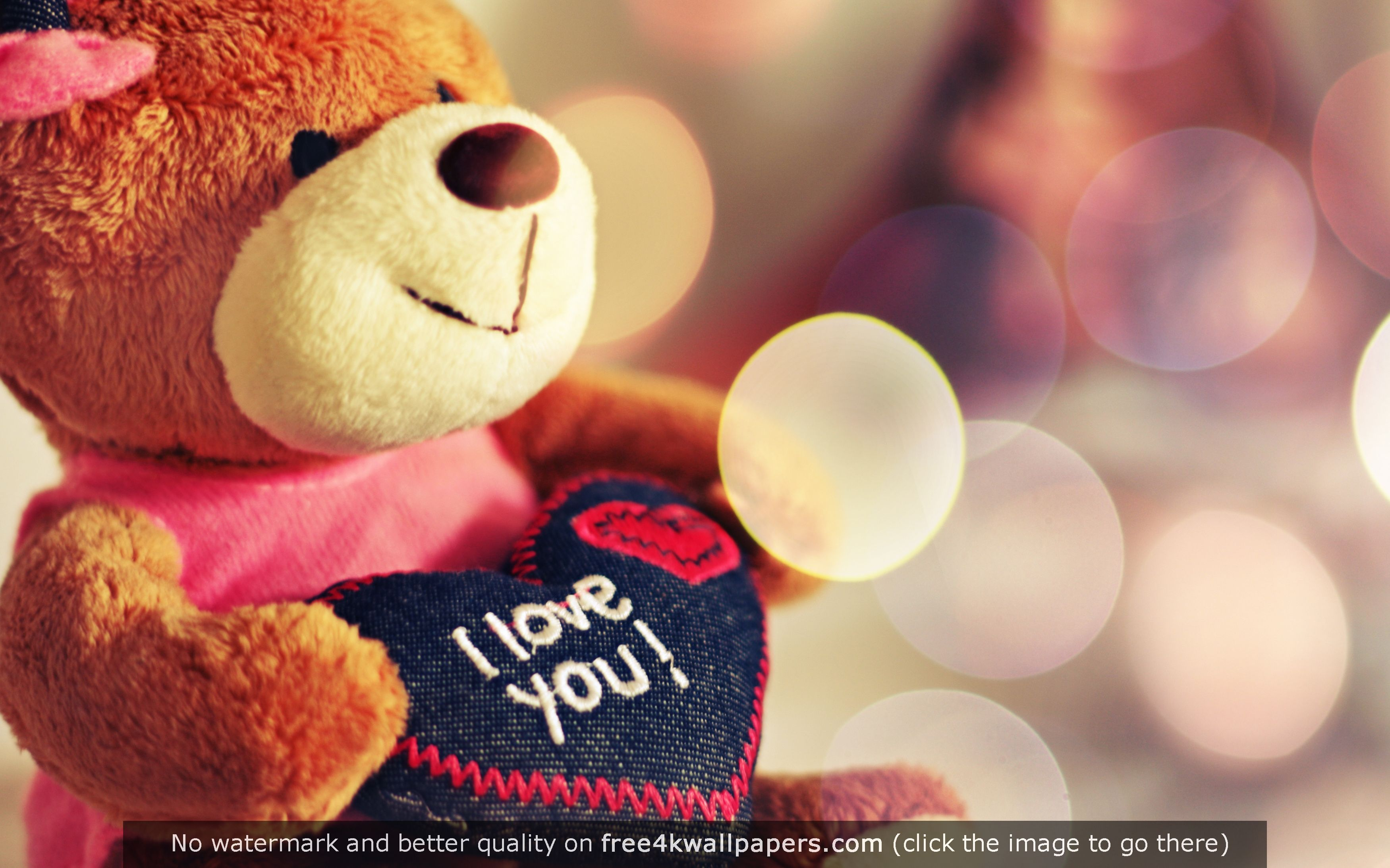 i love you teddy bear hd wallpaper download i love you teddy bear