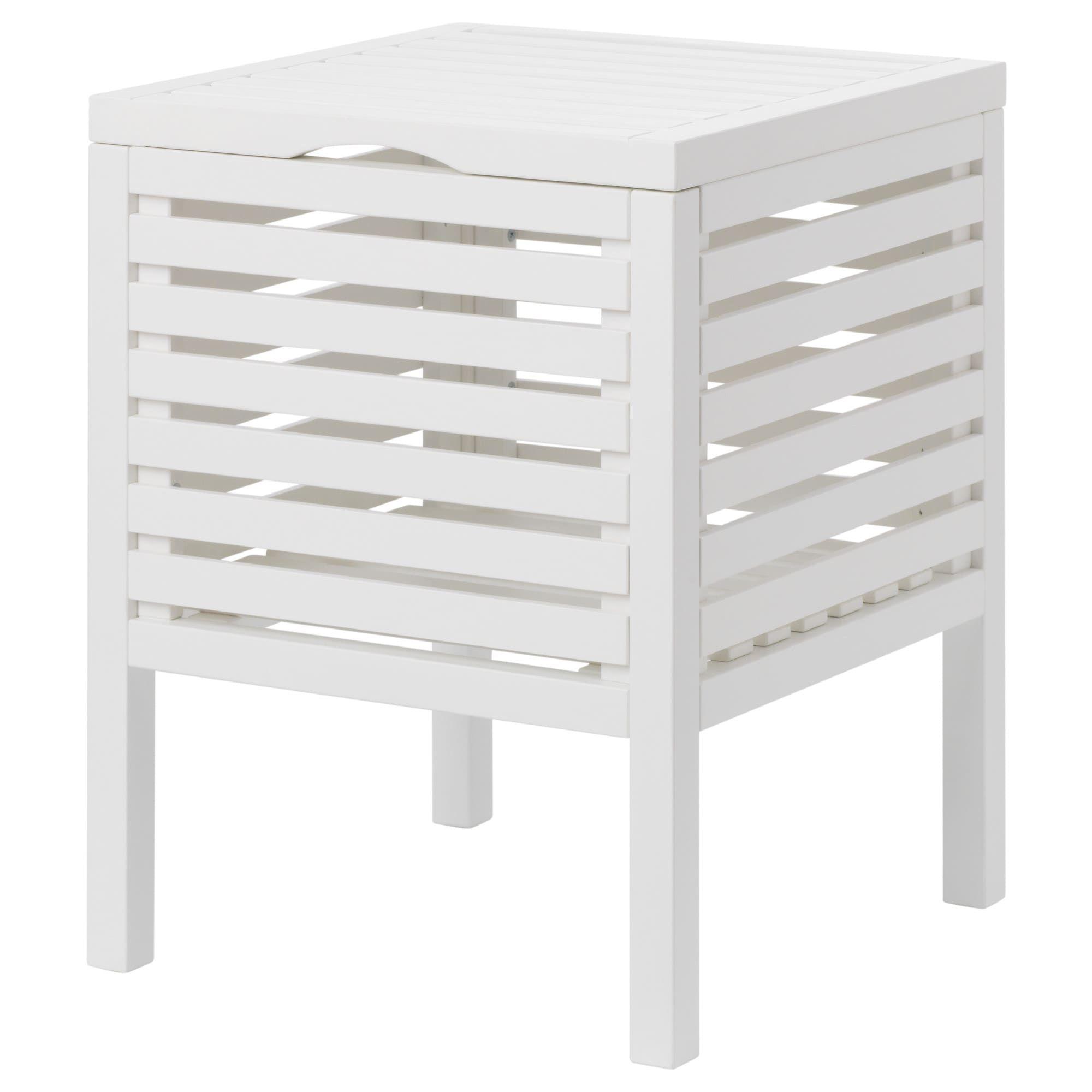 Bagno MUSKAN Sgabello Con Contenitore IKEA 0503380