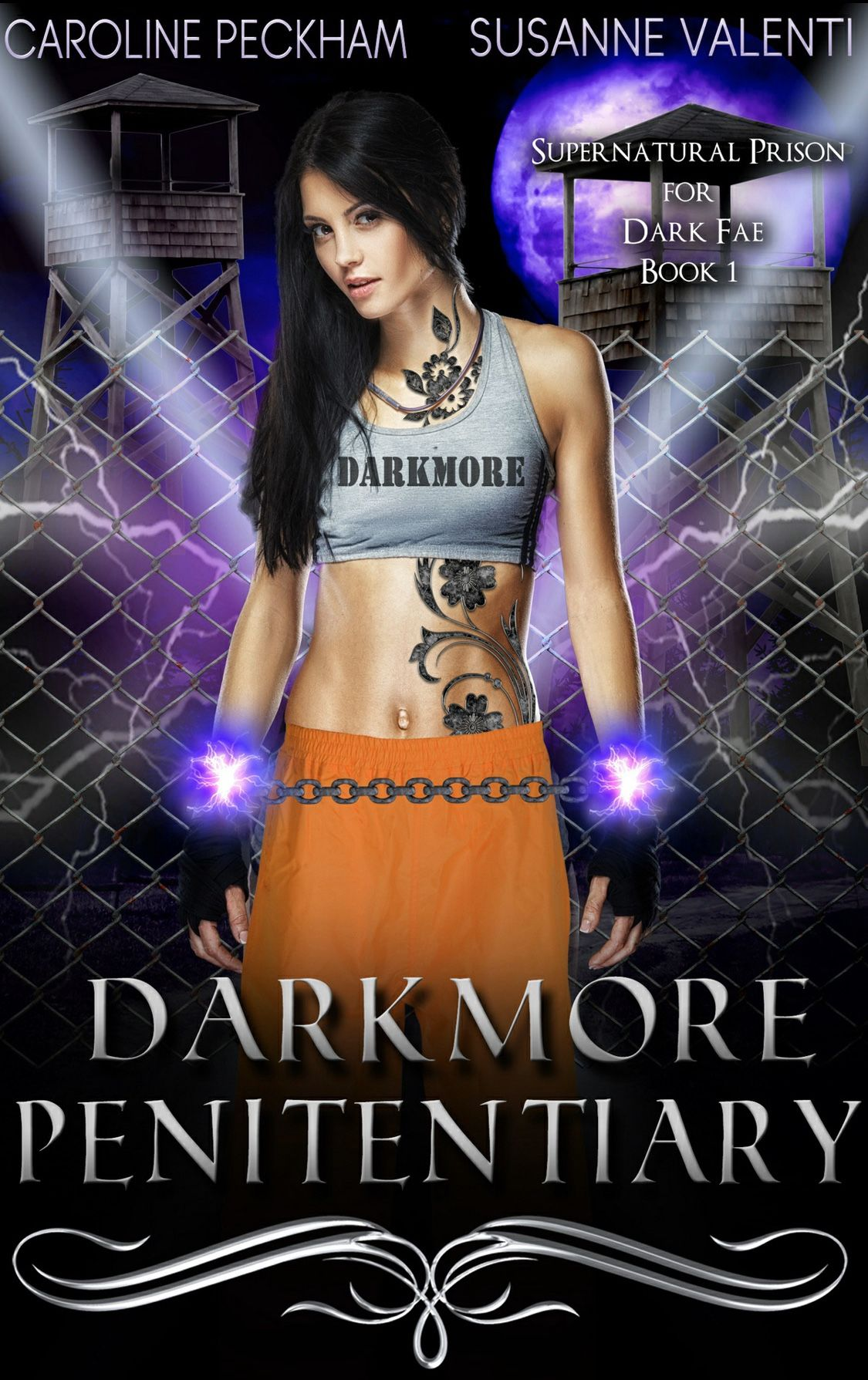 Review Darkmore Penitentiary By Caroline Peckham