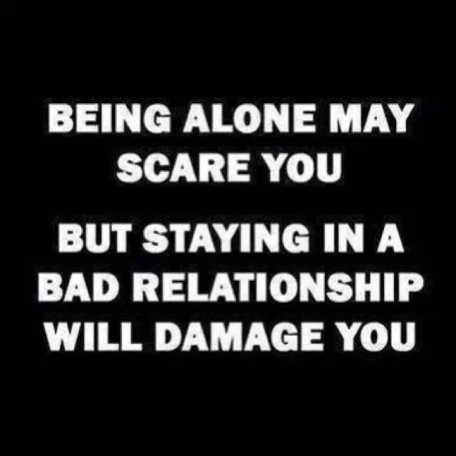 Quotes About Being In A Bad Relationship: True! Too Bad Some Women Don't Seem To Get This
