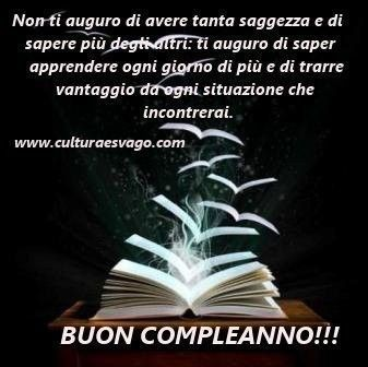 belle frasi buon compleanno