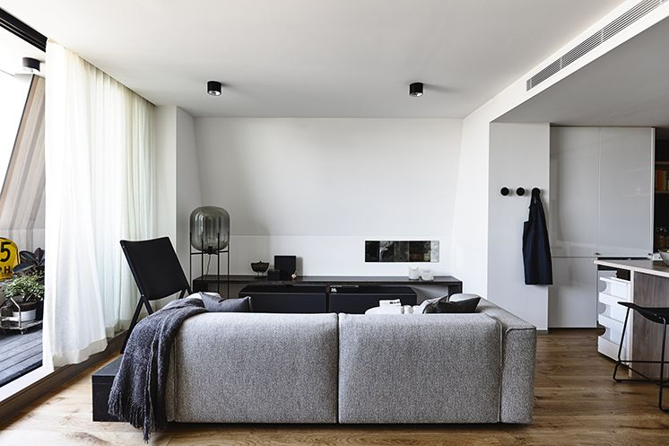 Neometro And Hub Furniture Have Teamed Up To Give Us Their Take On How Live In Style With Inner City Apartment Living