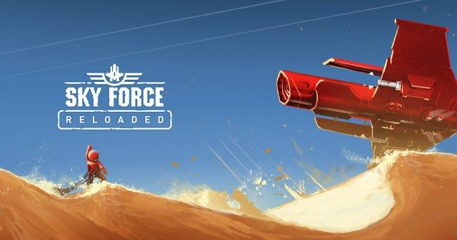 Sky Force Reloaded MOD APK+DATA Unlimited Money Android