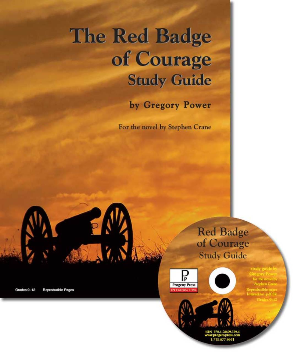 Red Badge Of Courage The Study Guide With Images Courage Study Guide Literary Technique