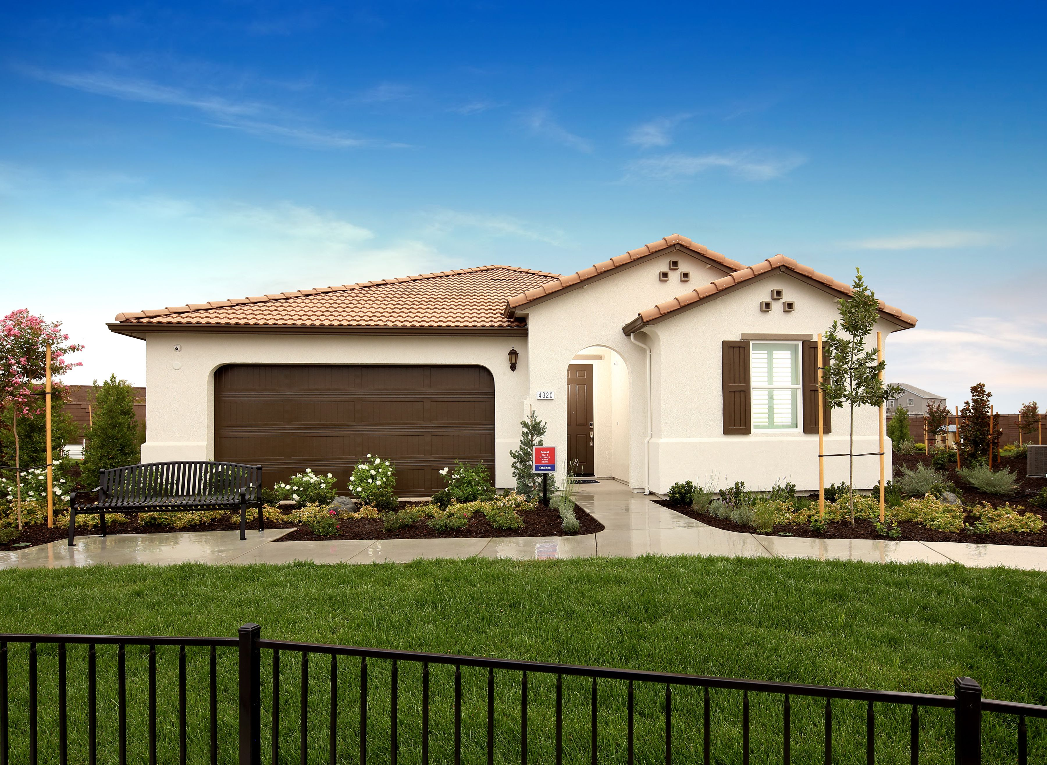 Beautiful onestory homes are waiting to be seen in