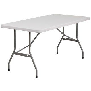 30 Inch X 60 Inch Granite White Plastic Folding Table White Lancaster Home Folding Table Flash Furniture Furniture