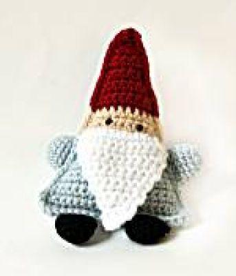 Crochet Amigurumi Gnome   Crochet Dolls and Stuffed Toys   Pinterest ...