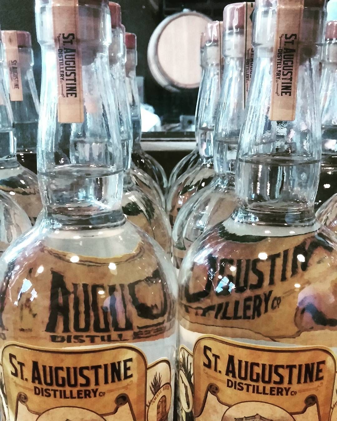 Everyone needs to take a trip to #StAugustine and take a tour of the St. Augustine #distillery for a good time and good #spirits by chef_mak