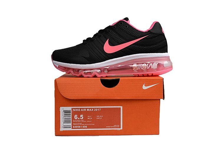 check out bc312 f604f Nike 2017 KPU MAX KPU Women Black Pink Red 36-40