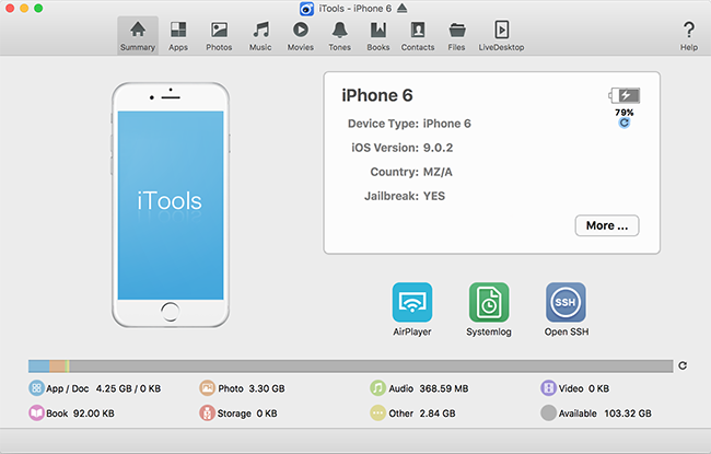 Download iTools 2017 Version for Mac or Windows PC Best