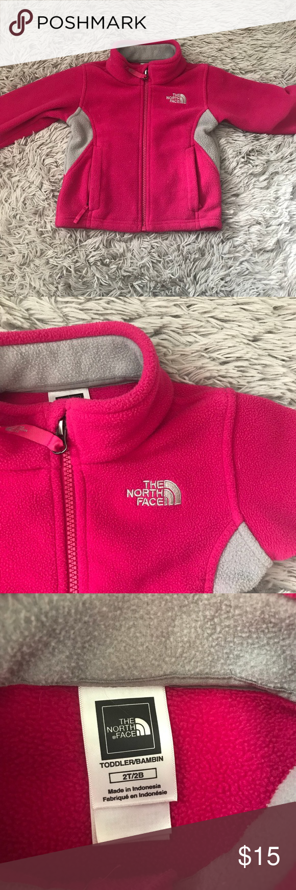 The north face fleece jacket my posh picks pinterest north