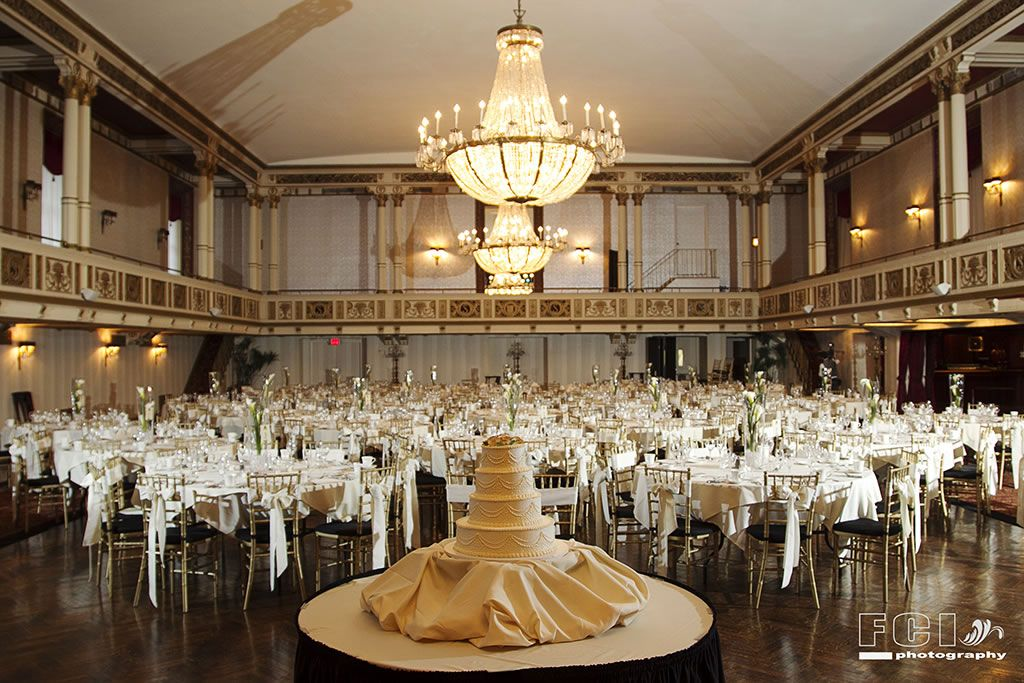 Elegant Wedding Venues And Banquet Halls In Buffalo NY Book Your Reception Or Ceremony At Historic Statler City