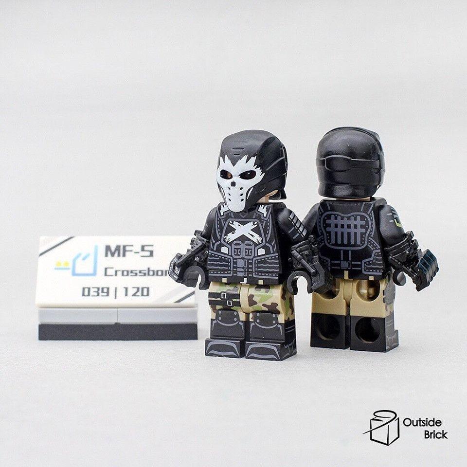 LEGO COMPATIBLE ALIEN MINIFIGURE ACTION FIGURE ALIENS SCI FI HORROR FIGURE