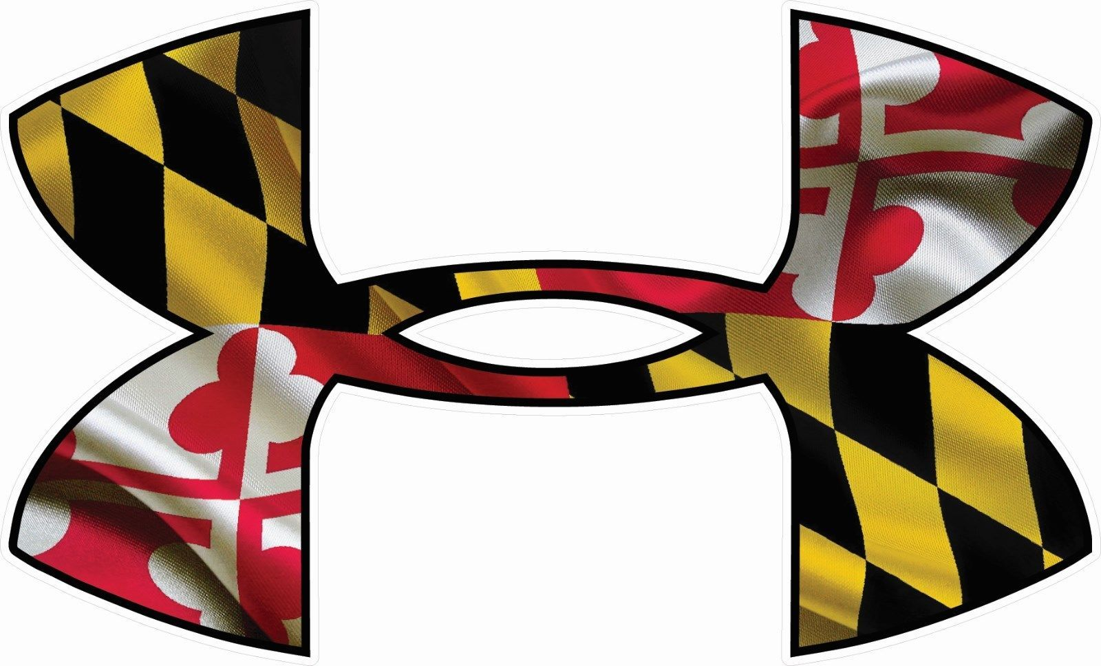 Under Armour Maryland Car Window Decals Car Decals Car