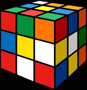 Rubik S Cube Mix 3d Vector Icon Rubiks Cube Vector Icons Cube