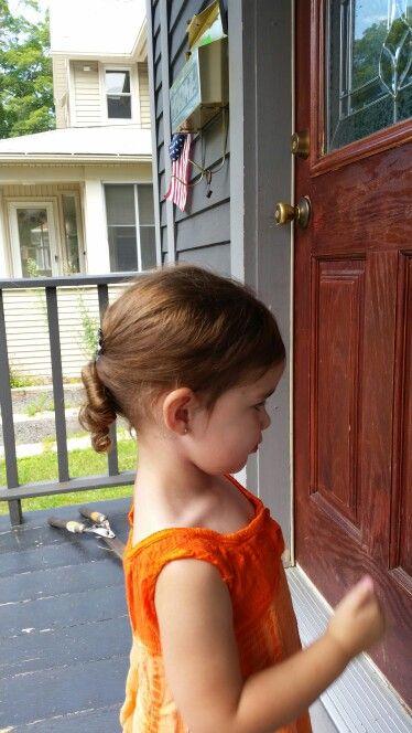 Toddler Hair Do