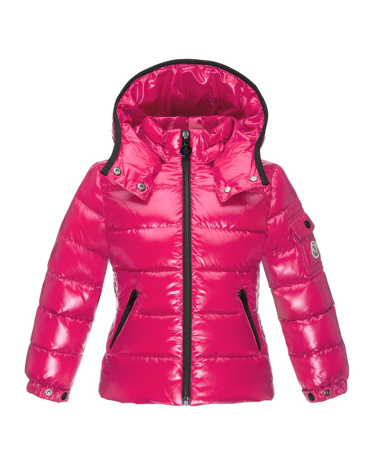67460d35f5c4 Bady Contrast-Trim Quilted Down Coat