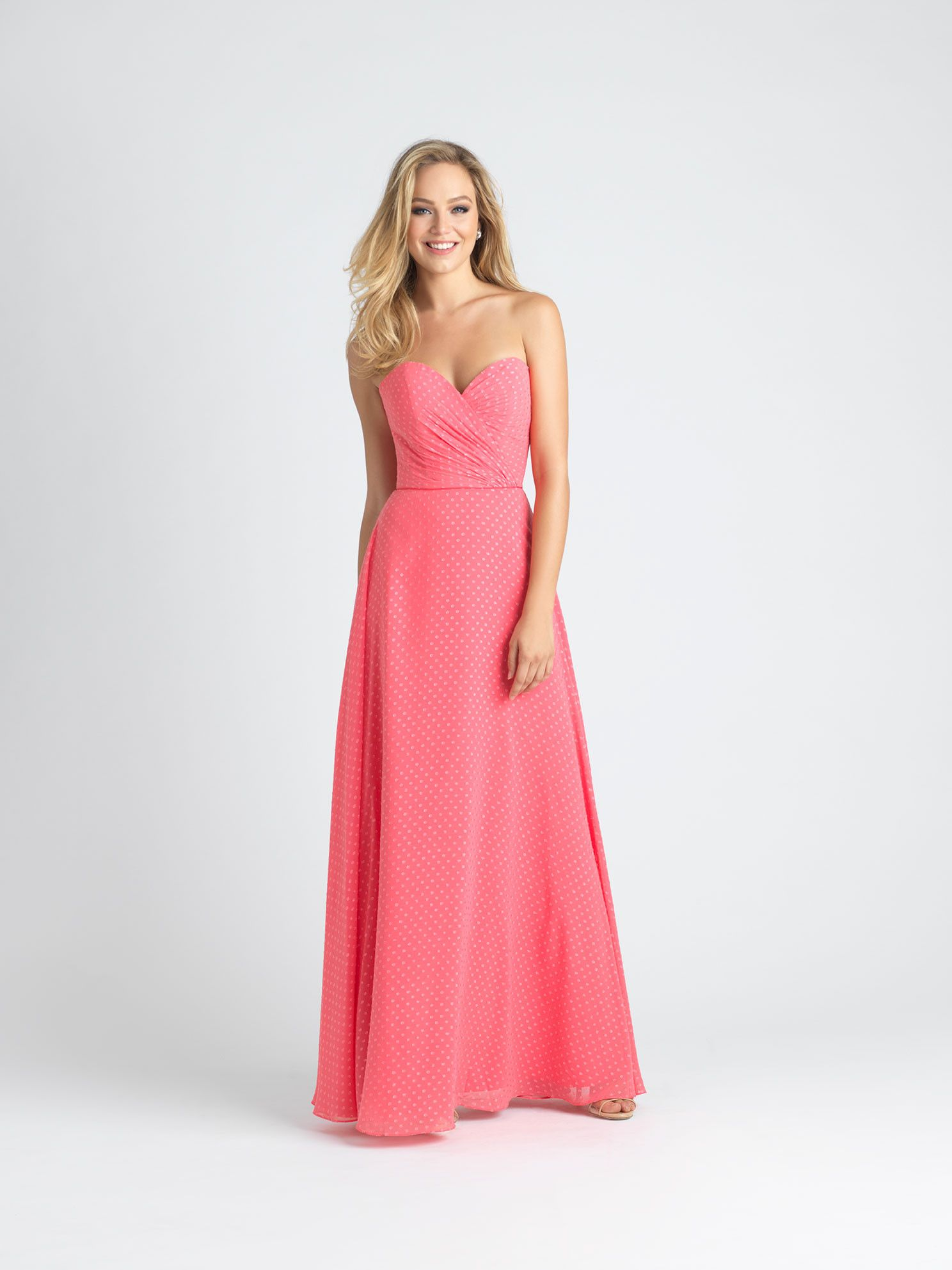 Allure Bridesmaid 1540 | Products | Pinterest