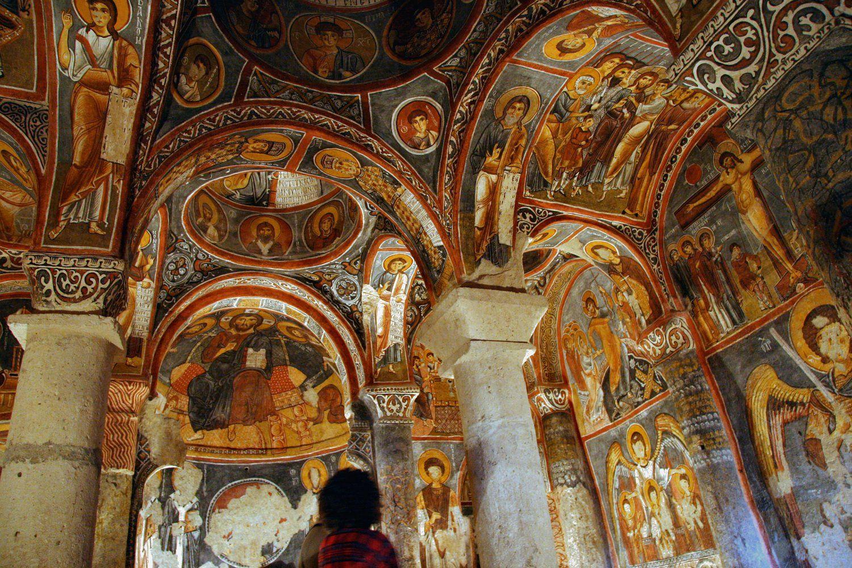 Goreme Open Air Museum // Cappadocia's Ancient Cave